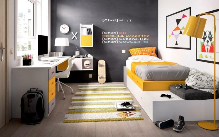 Quelques idées de chambre d\'ados pour bien dormir et bien ...