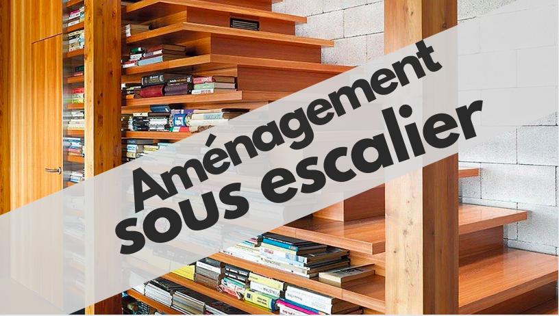 Amenagement Sous Escalier 20 Idees Originales Et Tendance